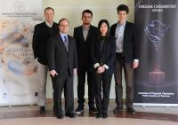 Finalists of the Global Dream Chemistry Award 2014 Contest