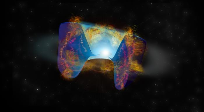 Stellar Collision Triggers Supernova Explosion