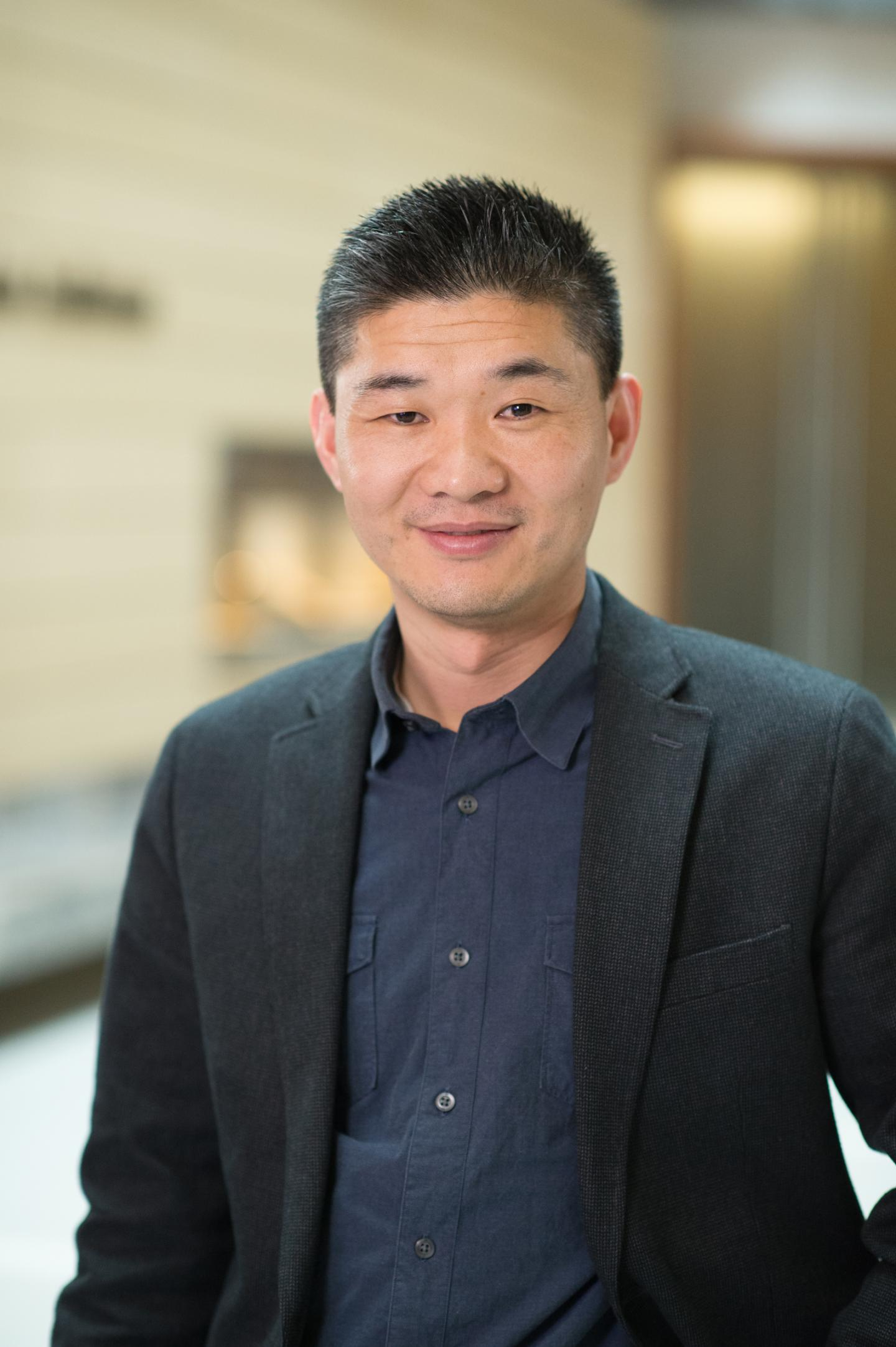 Dr. Rugang Zhang, The Wistar Institute