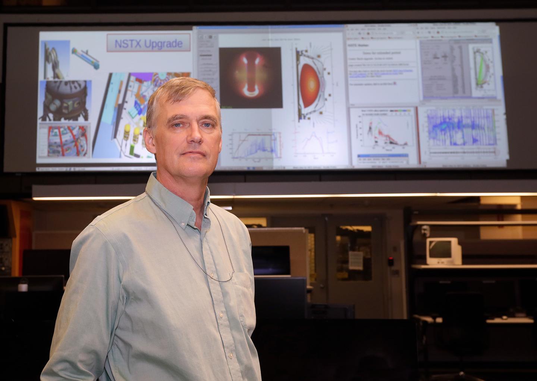 Eric Fredrickson, DOE/Princeton Plasma Physics Laboratory