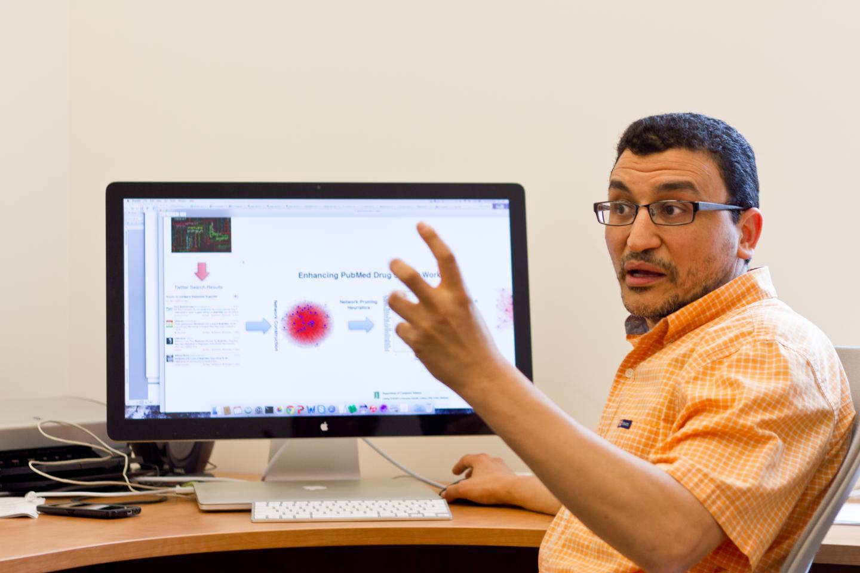Ahmed Abdeen Hamed, University of Vermont
