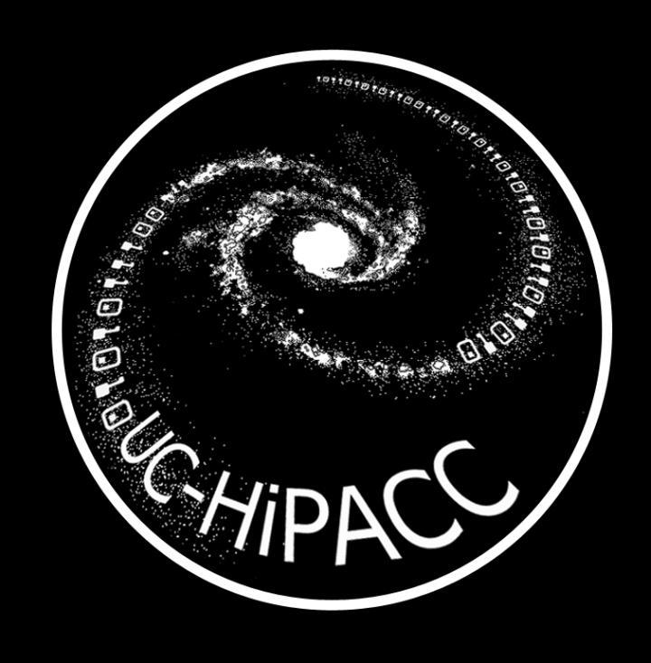 UC-HiPACC Logo