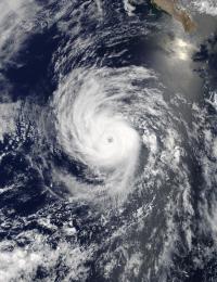Satellite image of Eugene 2