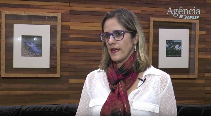 Carla Máximo Prado, Fundação de Amparo à Pesquisa do Estado de São Paulo