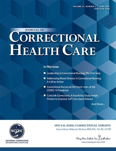 Journal of Correction Health Care