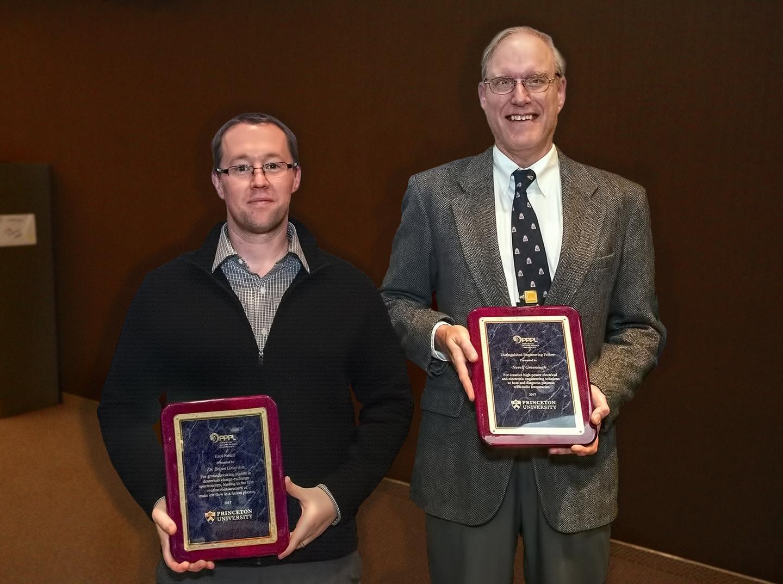 Brian Grierson and Nevell Greenough, DOE/Princeton Plasma Physics Laboratory