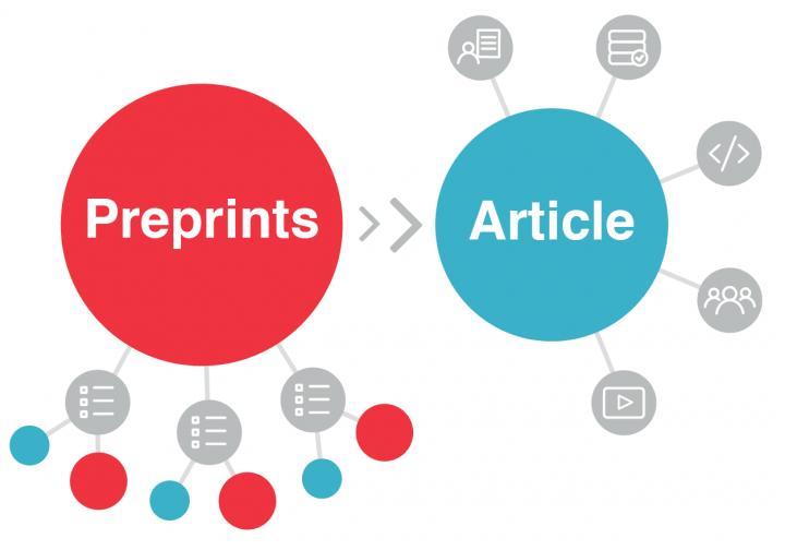 Preprints Diagram