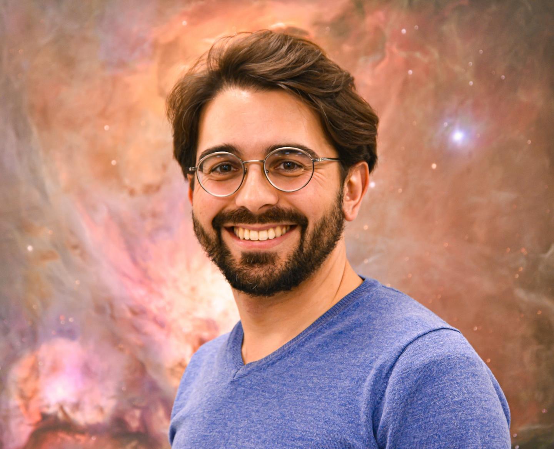 Hebrew University astrophysicist Dr. Nicholas Stone