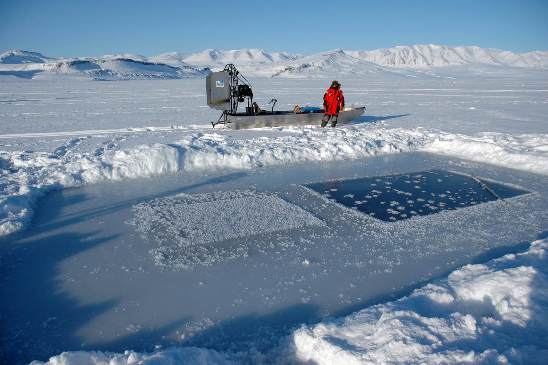 Sea Ice Studies