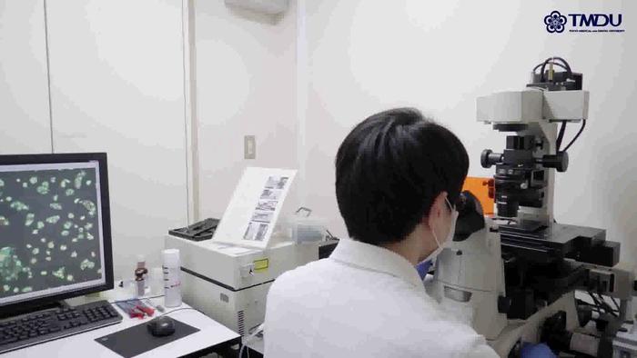 TMDU Research Activities 2020-2021 by Takanori Yokota