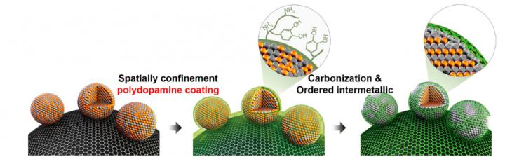 IBS Reports A High Performance Nanoparticle Electrocatalyst (1/2)