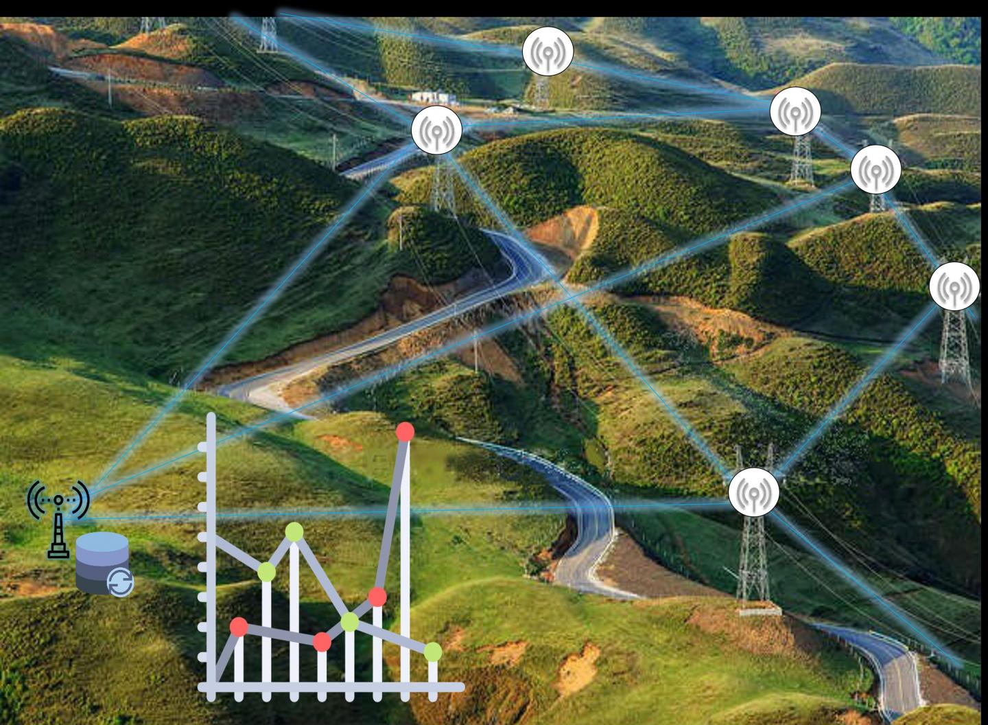 The PrognoNetz Project is Aimed at Monitoring Overhead Lines at High Resolution and in Real Time