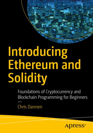 Introducing Ethereum and Solidity
