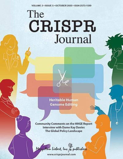The CRISPR Journal