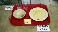 Modest Changes in Military Dining Facilities Promoted Healthier Eating -- After Meal