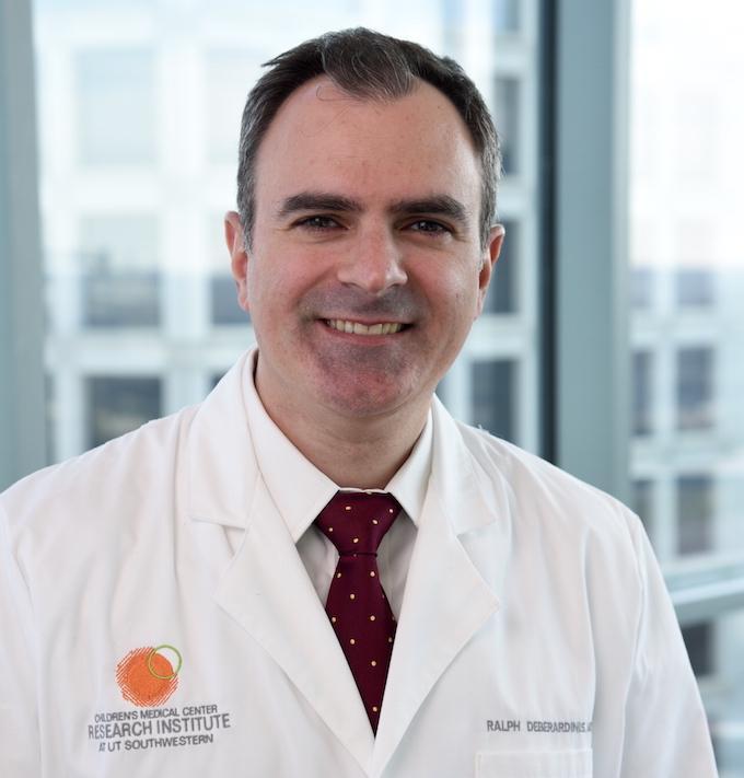 Ralph DeBerardinis, UT Southwestern Medical Center