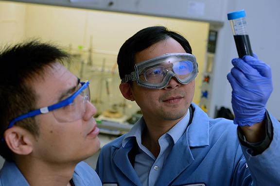 Chao Wang lab