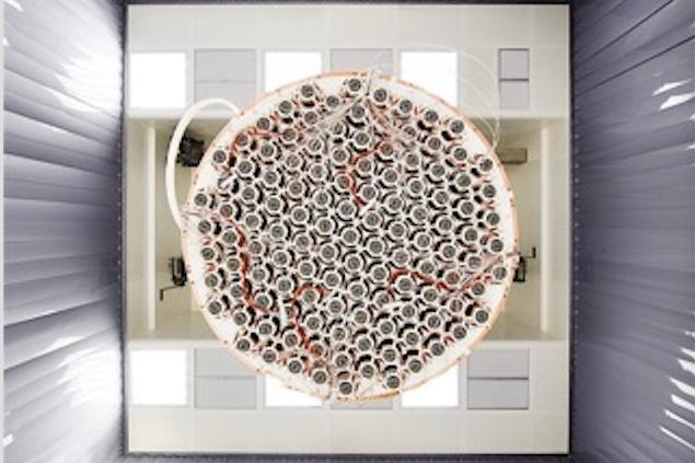 XENON1T Dark Matter Detector
