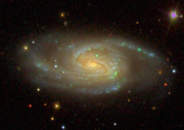 Milky Way 'Siblings'