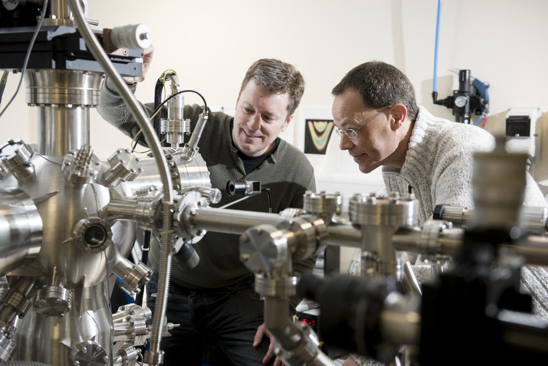 Dr. Gavin Bell and Dr. Yorck Ramachers, University of Warwick