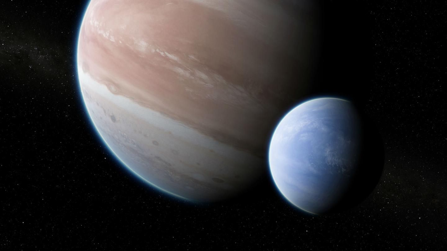 Thanks to Help from Hubble, The First Confirmed Exomoon?