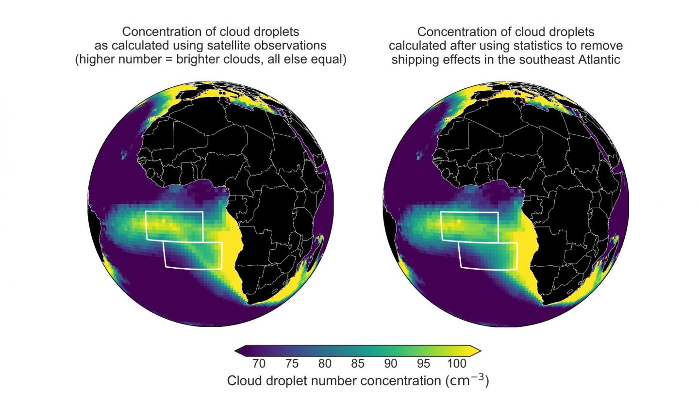 Cloud Differences
