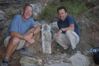 Curtis Marean and Panagiotis Karkanas