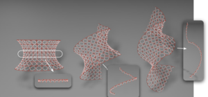 Shape-shifting materials with infinite possibilities