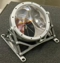 Assembled Next Generation Lunar Retroreflector (NGLR)