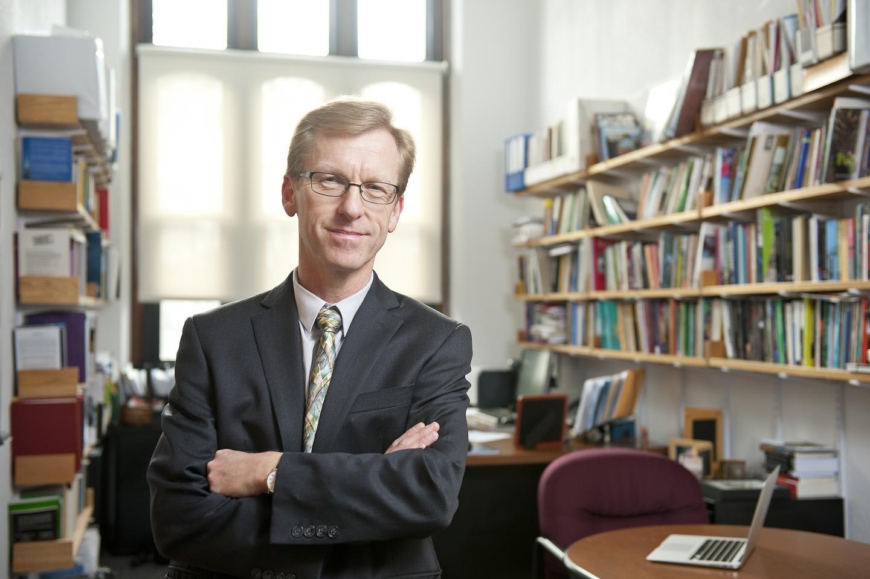 Anthony Bebbington, Clark University