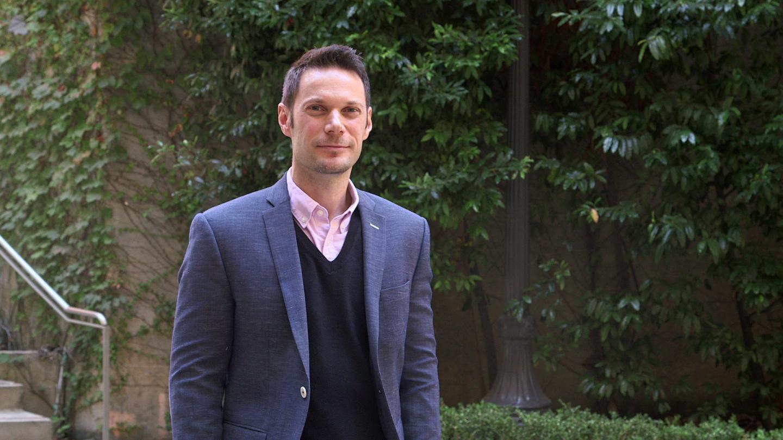 Patrick Allard, University of California - Los Angeles Health Sciences