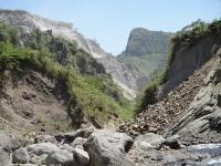 Pinatubo landscape