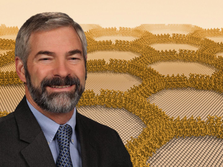 James De Yoreo, DOE/Pacific Northwest National Laboratory