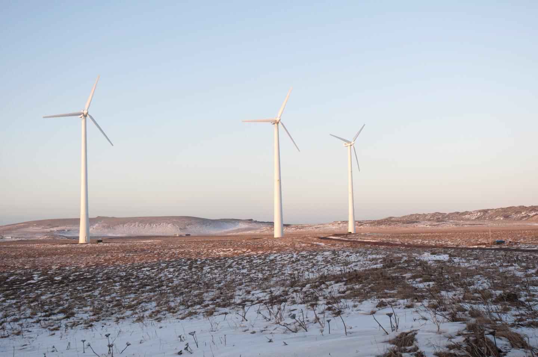 Wind Turbines Supply Renewable Energy to Microgrids Across Alaska