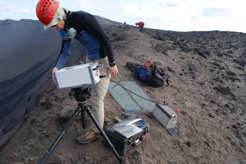 Volcanic Carbon Dioxide Emissions (1 of 2)