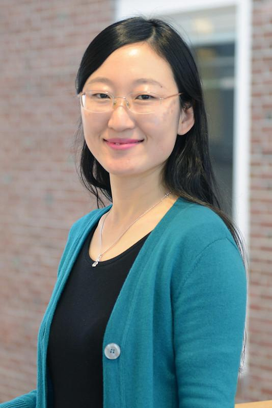 Dartmouth Engineering Professor Yan Li