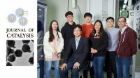 Professor Kwang-jin Ahn and his Research Team