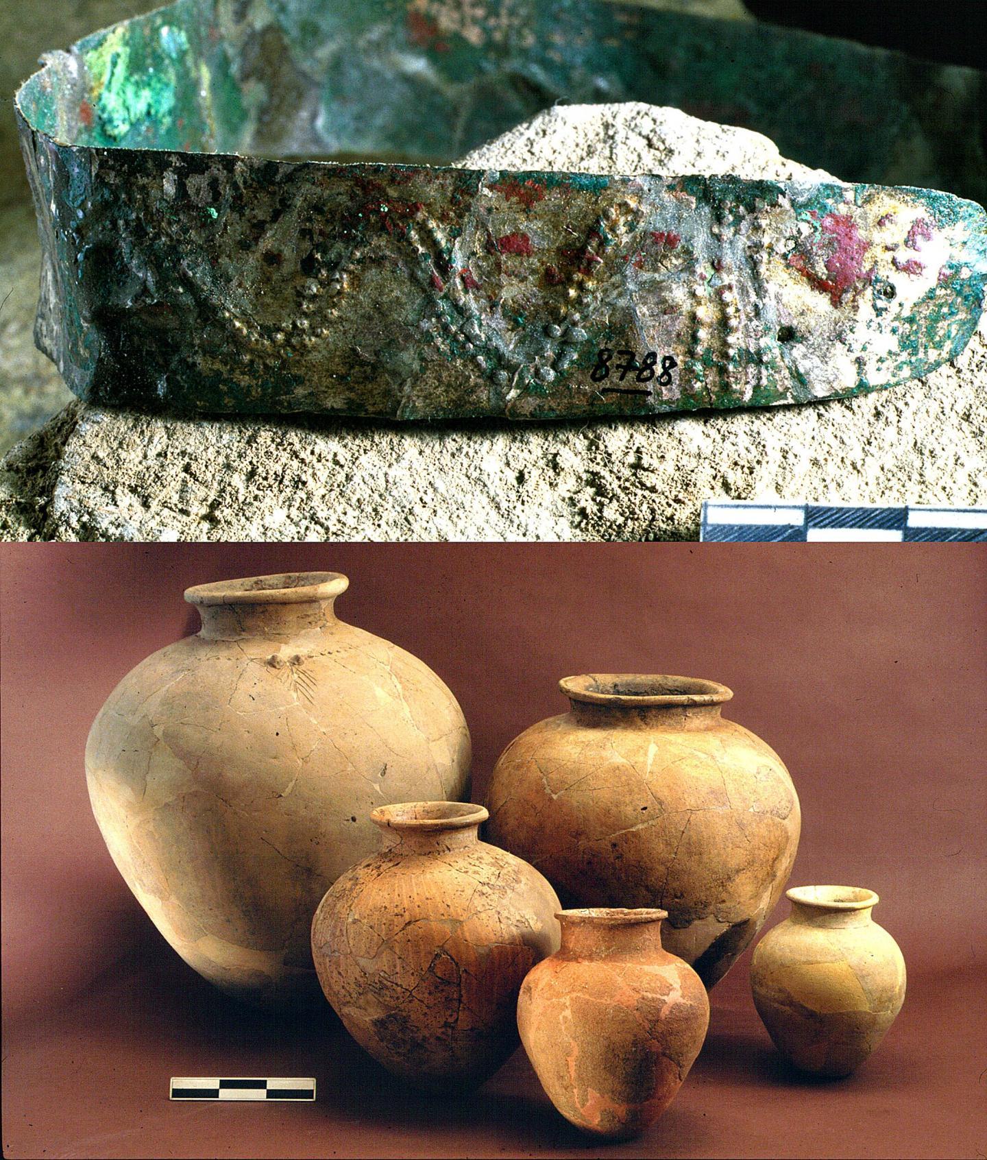 Arslantepe Finds