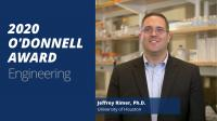 2020 Edith and Peter O'Donnell Award in Engineering