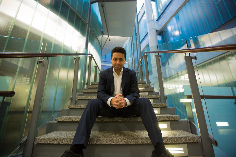 Parham Aarabi, University of Toronto