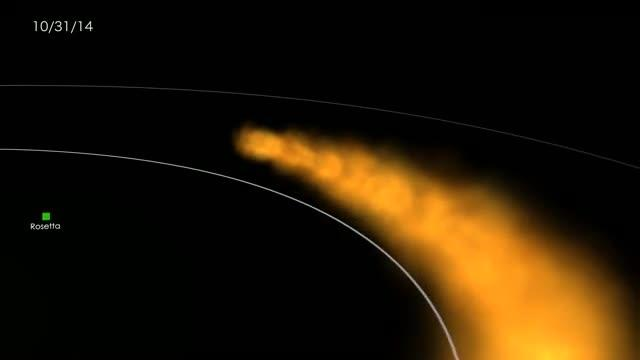 NASA and ESA Spacecraft Track a Solar Storm Through Space