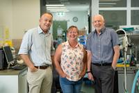 QUT and UQ Researchers Who Have Developed a New Koala Chlamydia Test
