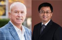 Keith Kelley and Quentin Liu, University of Illinois