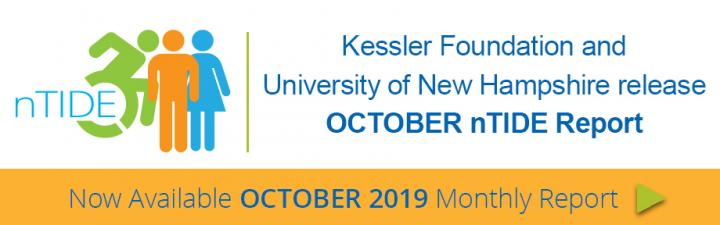 October 2019 National Trends in Disability Employment