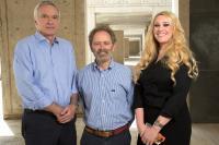 John Thomas, Marc Montminy and Janelle Ayres, Salk Institute