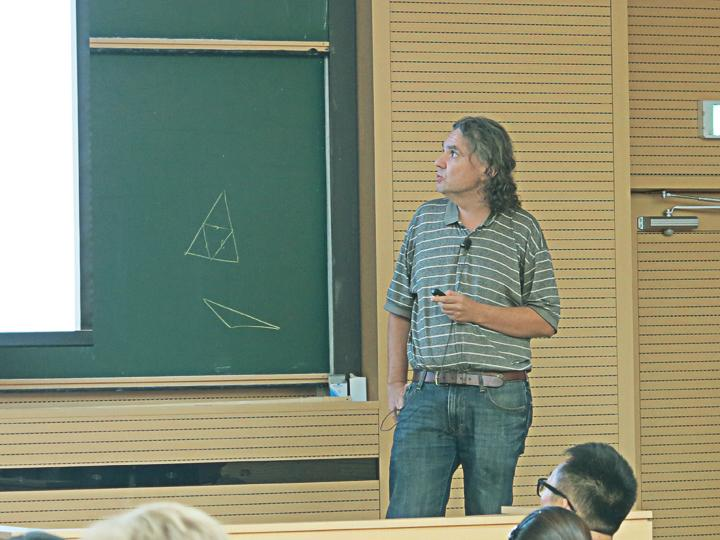 Alex Eskin, University of Chicago