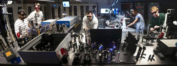 The Femtosecond Spectroscopy Unit in Action