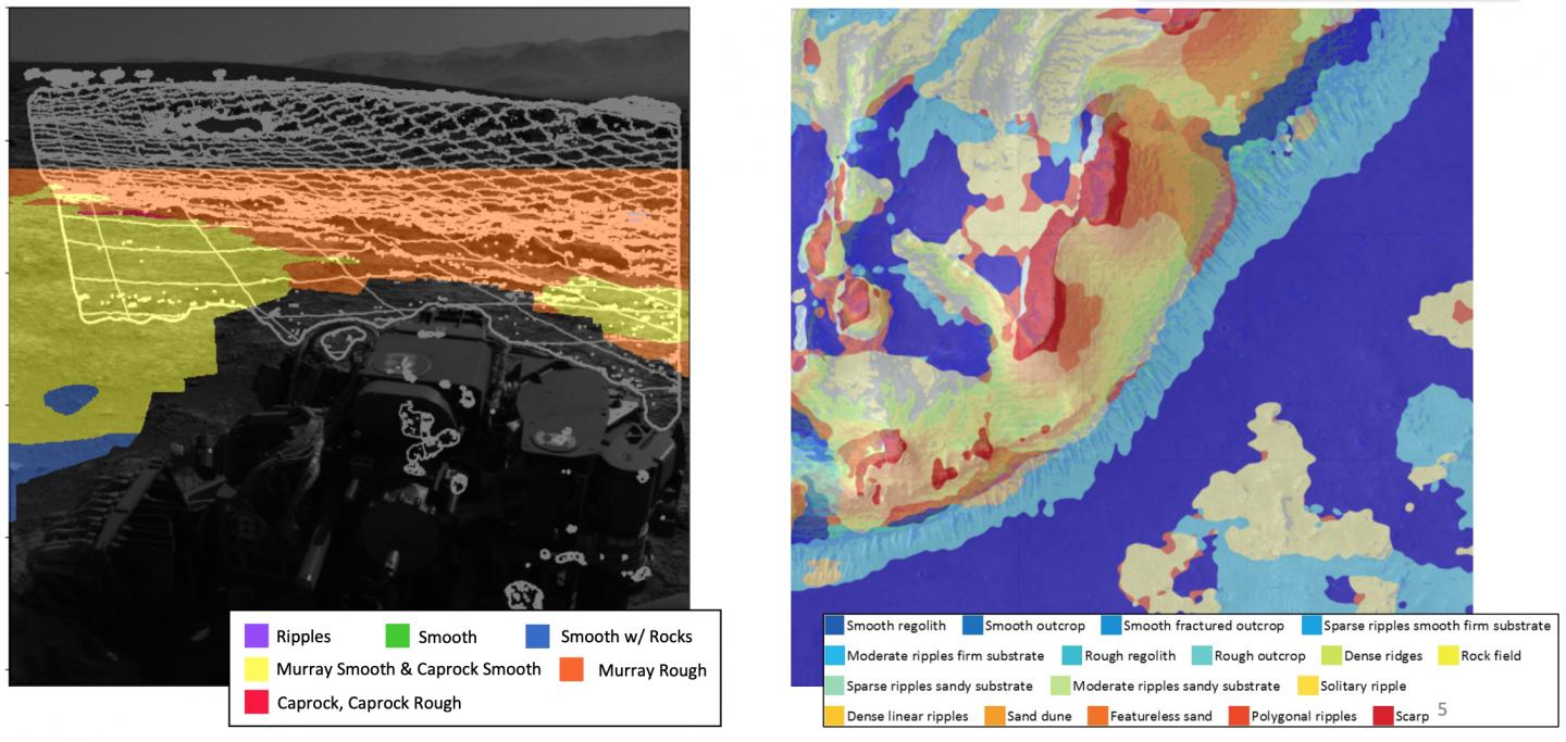 New AI Algorithms Capable of Recognizing Terrain Types from Images