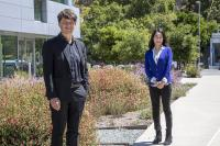 Scientists Gerbrand Ceder & Guoying Chen