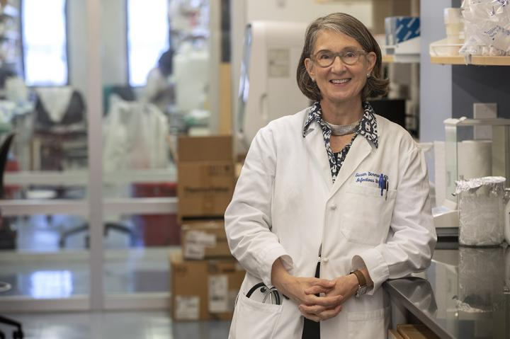 Dr. Susan Dorman of the Medical University of South Carolina